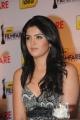 Deeksha Seth Hot Stills @ 59th Idea South Filmfare Awards Press Meet