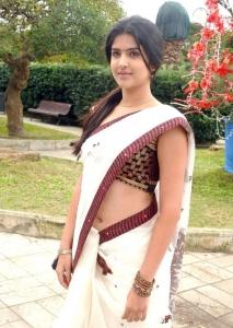 Deeksha Seth Latest Saree Stills