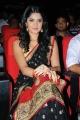 Deeksha Seth Hot Stills in Saree