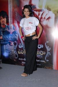 Telugu Actress Deeksha Seth at UKUP Promotions