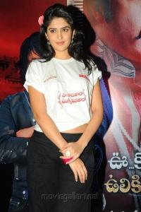 Deeksha Seth Hot at UKUP Flash Mob, Inorbit Mall, Hyderabad