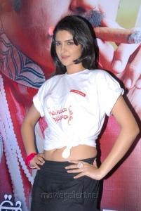 Deeksha Seth at UkUp Flashmob Inorbit mall