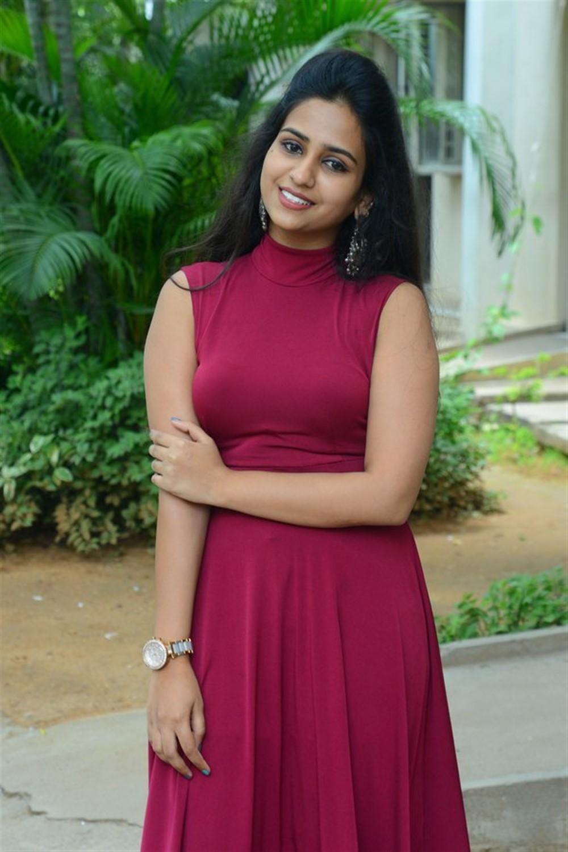 Nee Kosam Movie Actress Deekshitha Parvathi Photos