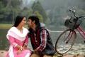 Actress Deepa Shah, Vimal in Sillunu Oru Sandhippu Pictures