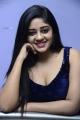 Kalaposhakulu Movie Actress Deepa Umapathy Photos in Blue Dress