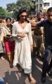 Actress Deepika Padukone visits Siddhivinayak Temple in Mumbai