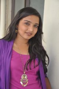 Deepthi Nambiar Cute Stills in Pink Dress