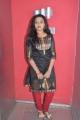 Deepthi Nambiar Cute Stills in Black Churidar Dress