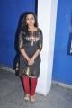 Actress Deepti Nambiar Cute Stills in Black Churidar Dress