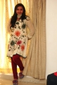 Deepti Nambiar Cute Stills in Churidar Dress