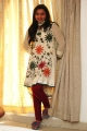 Deepthi Nambiar Cute Stills in Churidar Dress