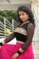 Telugu Actress Deepu Naidu Pics in Anarkali Salwar Kameez
