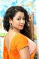 Telugu Actress Deepu Naidu in Saree Stills