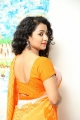 Actress Deepu Naidu Saree Stills @ Elite New Year Eve Ticket Launch