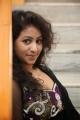 Telugu Heroine Deepu Stills in Black Dress