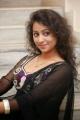 Telugu Actress Deepu in Black Dress Stills