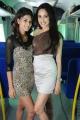 Erika Fernandez & Pragya at Dega Telugu Movie Press Meet Stills