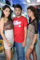 Sujiv, Erika Fernandez, Pragya at Dega Telugu Movie Press Meet Stills