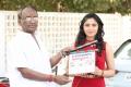 Sagar, Zahida Sam @ Degala Srinu Movie Opening Stills