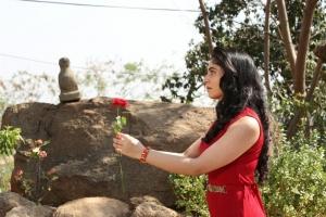Zahida Sam @ Degala Srinu Movie Opening Stills
