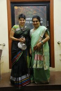 Madhuvanti Arun, Sudha Mahendra @ Deiva Magan 50th Year Celebration Photos