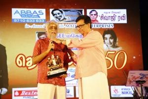 YG mahendran @ Deiva Magan 50th Year Celebration Photos