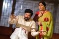 Posani Krishna Murali, Rajitha in Desamudurs Movie Stills