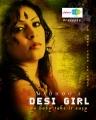 Singer Madhoo Desi Girl Album Launch Invitation Posters