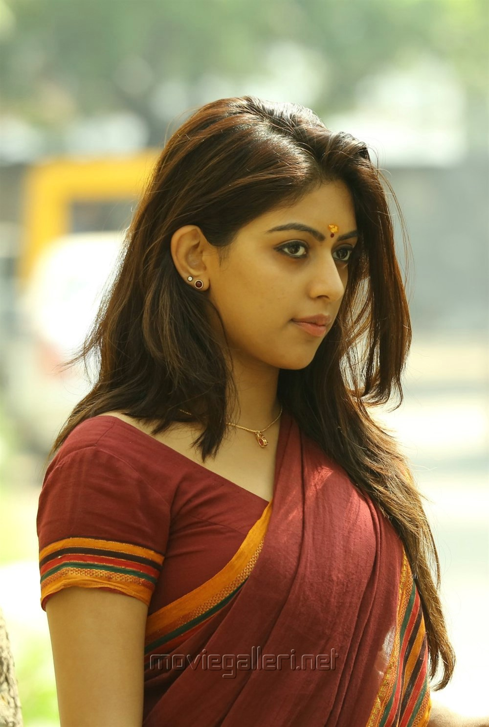 Picture 1250853 | Actress Anu Emmanuel in Detective Movie ...