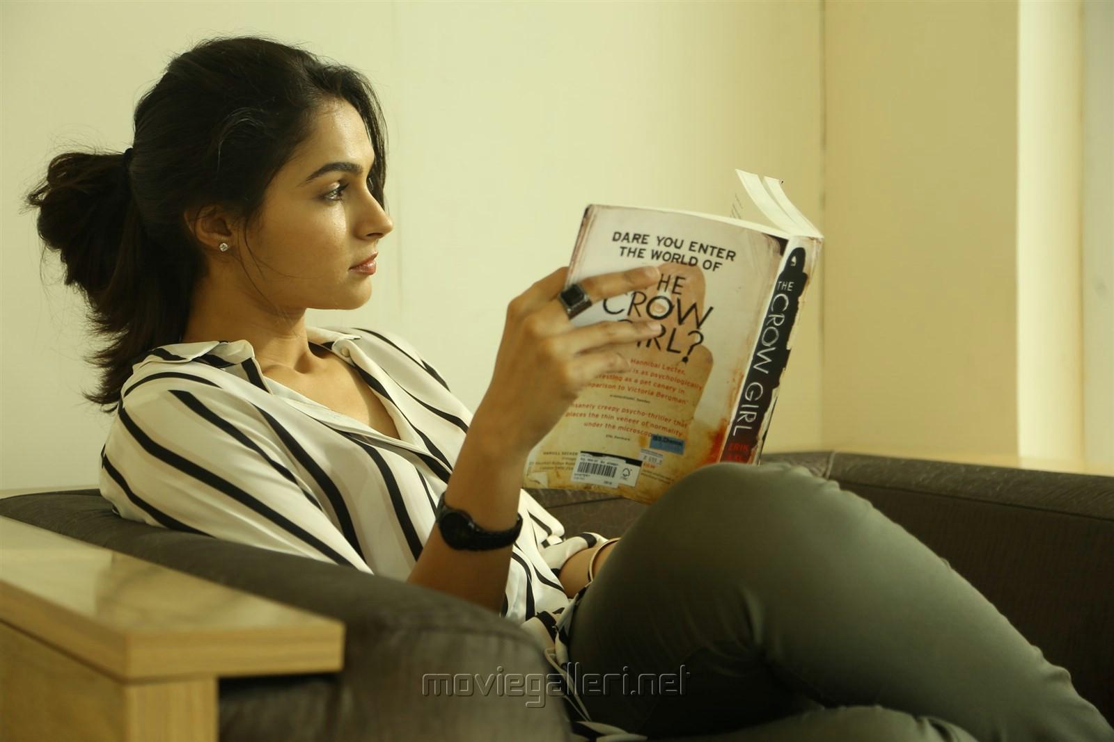 Actress Andrea Jeremiah Detective Telugu Movie Images