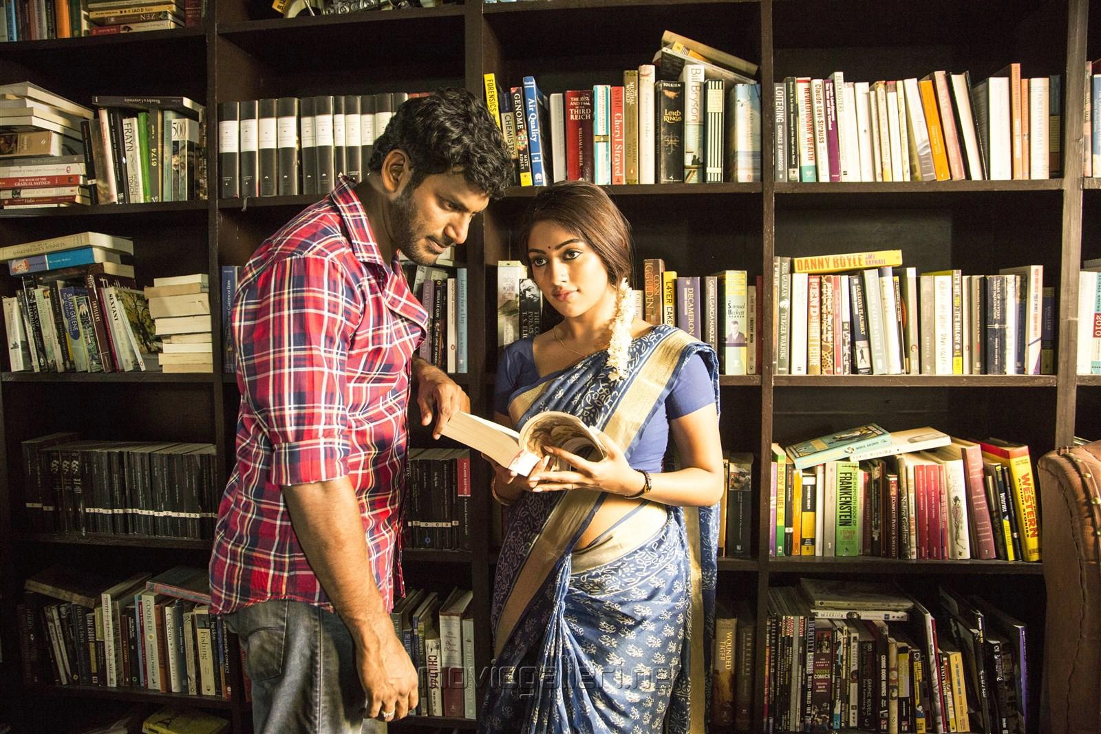 Vishal Anu Emmanuel Detective Telugu Movie Images