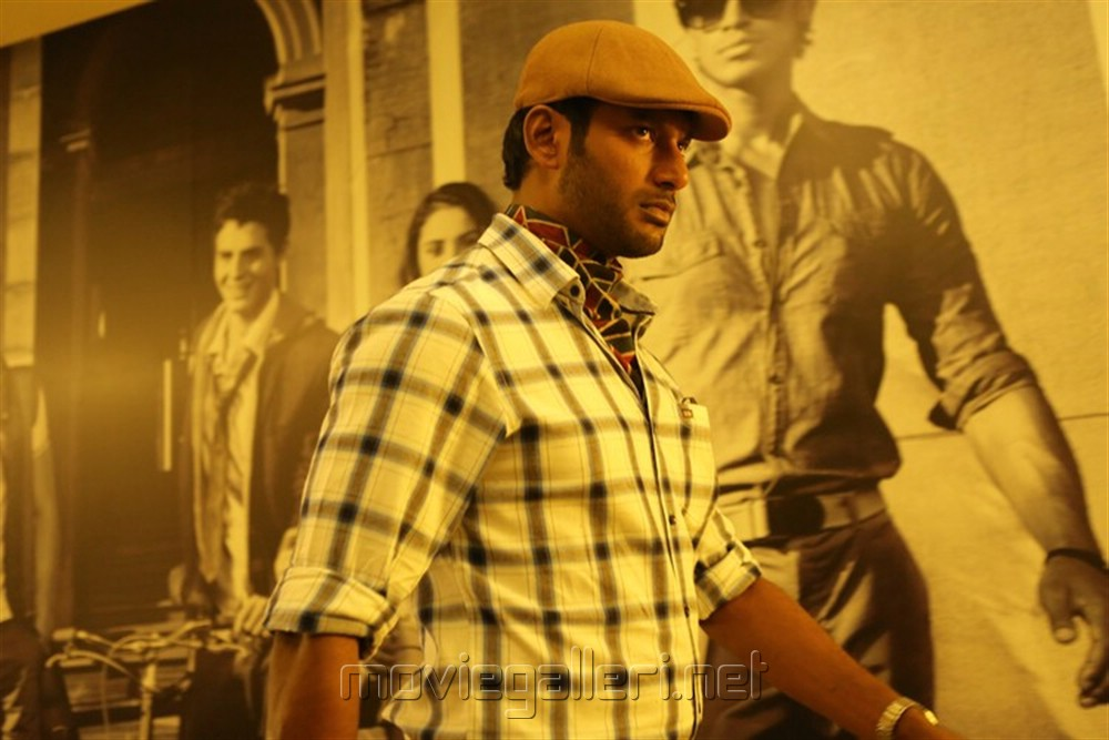 Actor Vishal Detective Telugu Movie Images