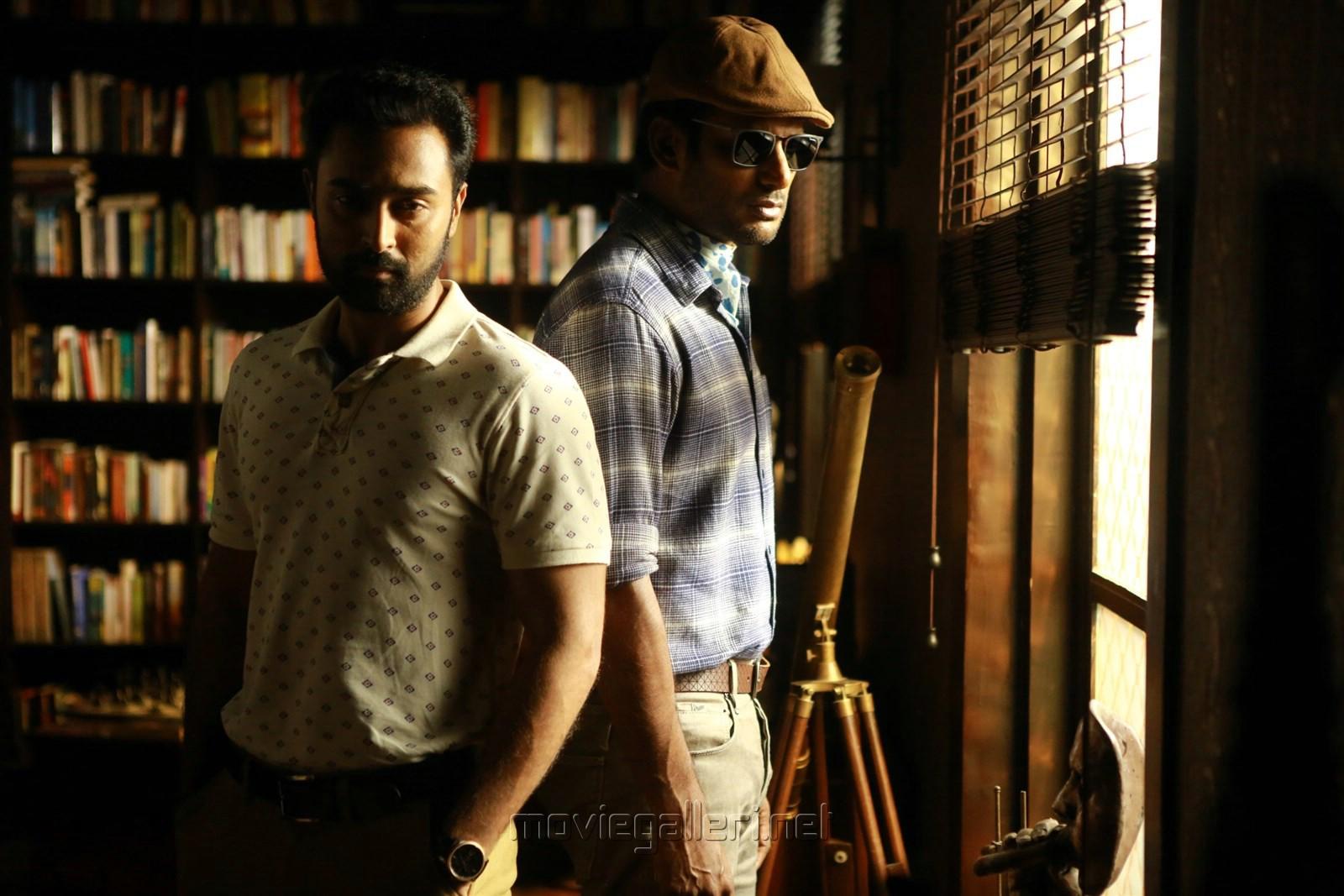 Prasanna Vishal Detective Telugu Movie Images