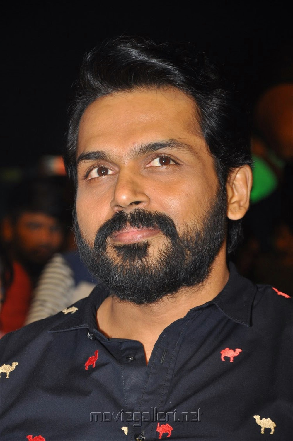 Actor Karthi @ Dev Movie Pre Release Event Stills