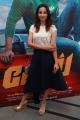 Actress Amrutha Srinivasan @ Dev Movie Press Meet Stills