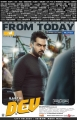 Karthi DEV Movie Release Today Posters