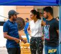 Rajath Ravishankar, Rakul Preet Singh, Karthi in DEV Movie Stills HD