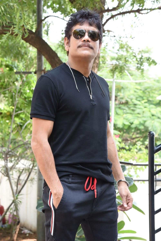 Hero Nagarjuna Devadas Movie Interview Stills