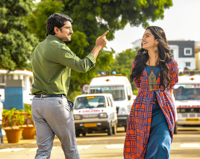 Nani, Rashmika Mandanna in Devadas Movie HD Pics