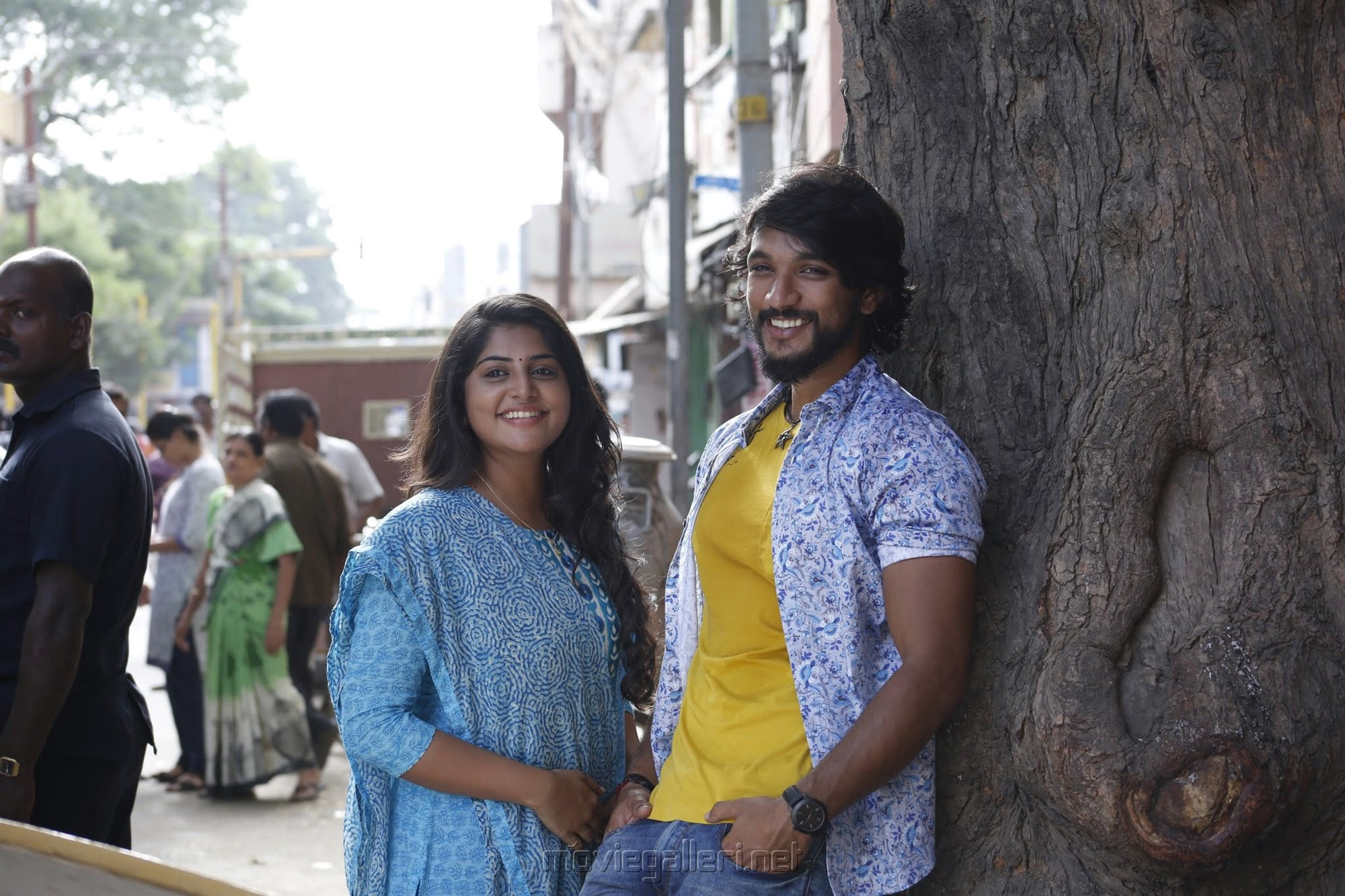 Manjima Mohan, Gautham Karthik in Devarattam Movie Images HD