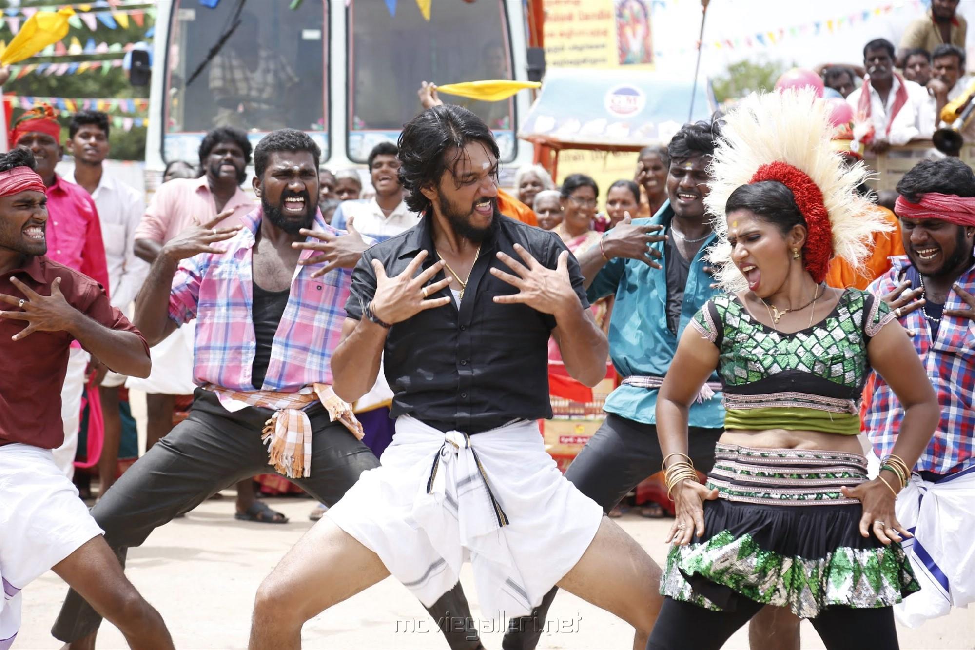 Gautham Karthik in Devarattam Movie Images HD