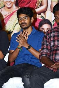 Music Director Nivas K Prasanna @ Devarattam Movie Press Meet Photos