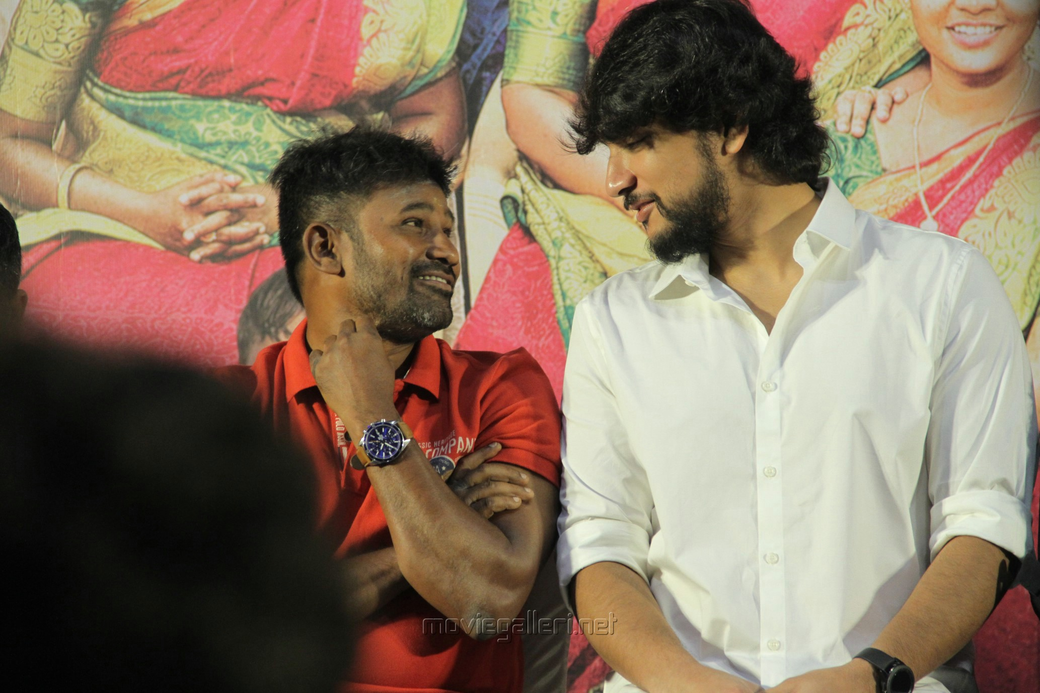 Gautham Karthik @ Devarattam Movie Press Meet Photos