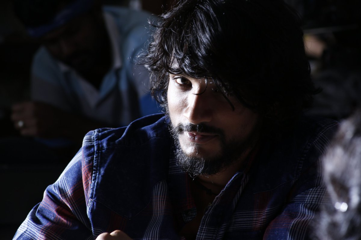 Actor Gautham Karthik in Devarattam Movie Stills