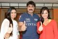 Meenakshi Dixit, Srikanth, Vidisha at Devaraya Movie Success Meet Stills