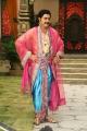Actress Srikanth in Sri Krishna Devaraya Getup