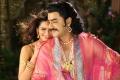 Srikanth, Meenakshi Dixit in Devaraya Movie Stills