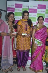 Devayani launches Green Trends 124th Salon Stills