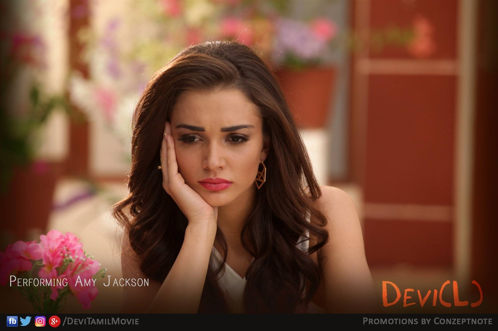 Picture 1077766 | Actress Amy Jackson in Devi(L) Movie ...