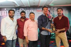 Vijay, K Ganesh, Prabhu Deva @ Devi Movie Success Meet Stills